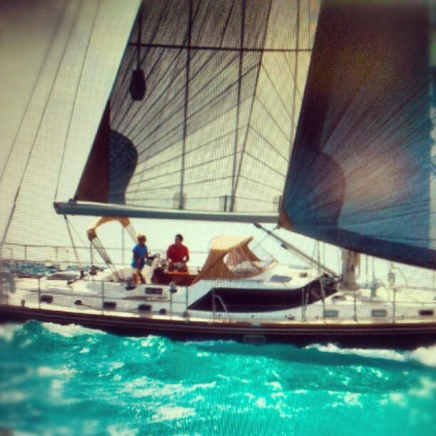 I like sailboats. I'm looking at a Hylas 56. Anyone have a million bucks I can borrow? I'm good for it.